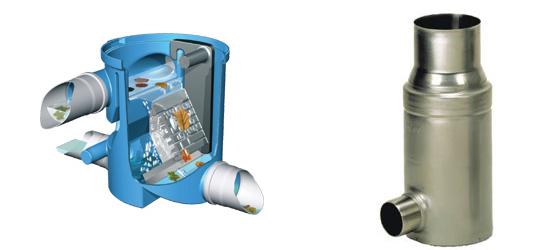 Relativ Filter für Regenwasser | faktor technik QT39