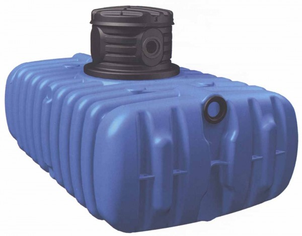 Regenwasser Flachtank Flat L 5000 Liter