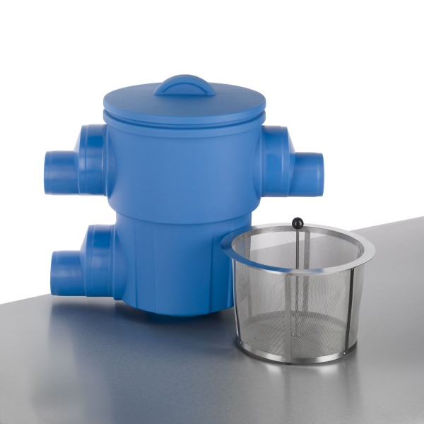 3P Retentionsfilter XL DN 150/ DN 200 für den Einbau in einen Schacht