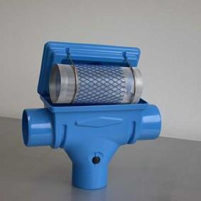 kompaktfilter zisternenfilter filter f r regenwasser faktor technik. Black Bedroom Furniture Sets. Home Design Ideas