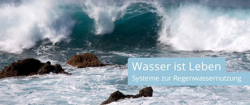 Systeme zur Regenwassernutzung - Komplettanlagen